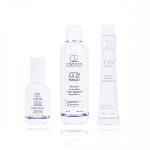 VIT-ION Pack (oily/mixed skin)