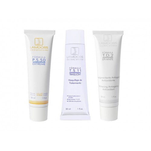 EPI-WHITE MASK PACK (dry skin)