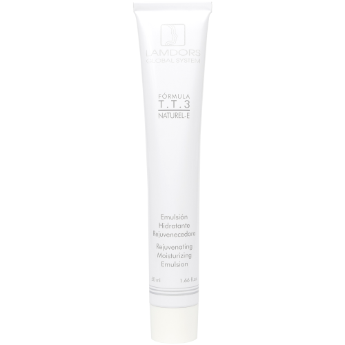 Rejuvenating Moisturizing Emulsion T.T.3 NATUREL-E 1.66 fl oz