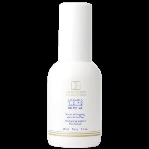 Sérum Antiageing Vitamínico Plus T.E.42 BIOVITAL 30ml