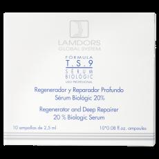 Regenerador Reparador Profundo Sérum Biológic T.S.9 SÉRUM BIOLÓGIC 2,5ml x 10