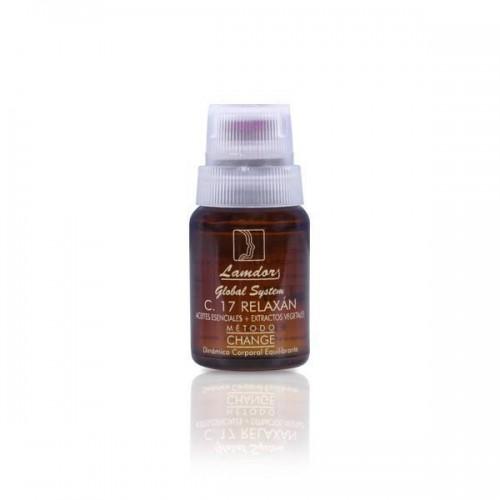 Relajante Depurador Aromaterapéutico C.17 RELAXÁN 15ml x 5 ampollas