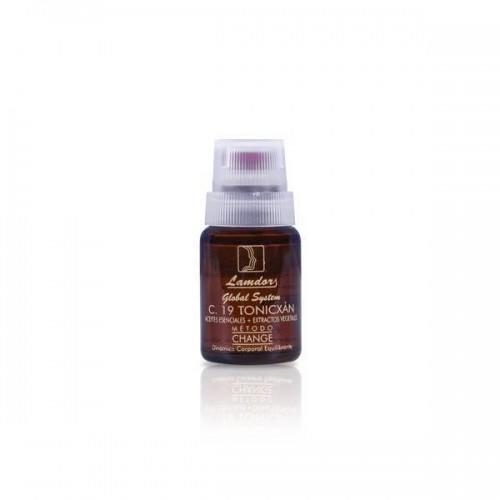 Toning Purifying Aromatherapeutic C.19 TONICXÁN 0.5 fl oz x 10 ampoules