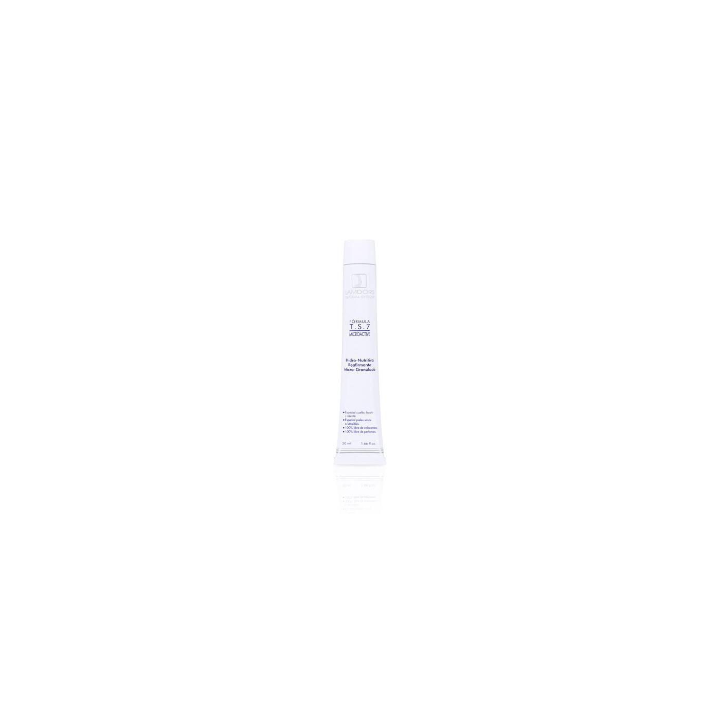 Hidronutritiva Reafirmante Micro-Granulada (Cuello-Escote-Busto) T.S.7 MICROACTIVE 50ml