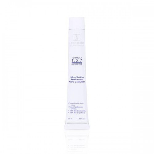 Hydronutritive Firming Micro-Granulated (Neck-Décolleté-Bust) T.S.7 MICROACTIVE 1.66 fl oz