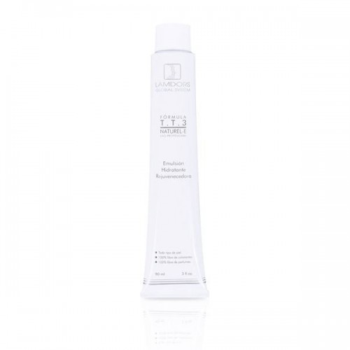 Rejuvenating Moisturizing Emulsion T.T.3 NATURAL-E 3 fl oz