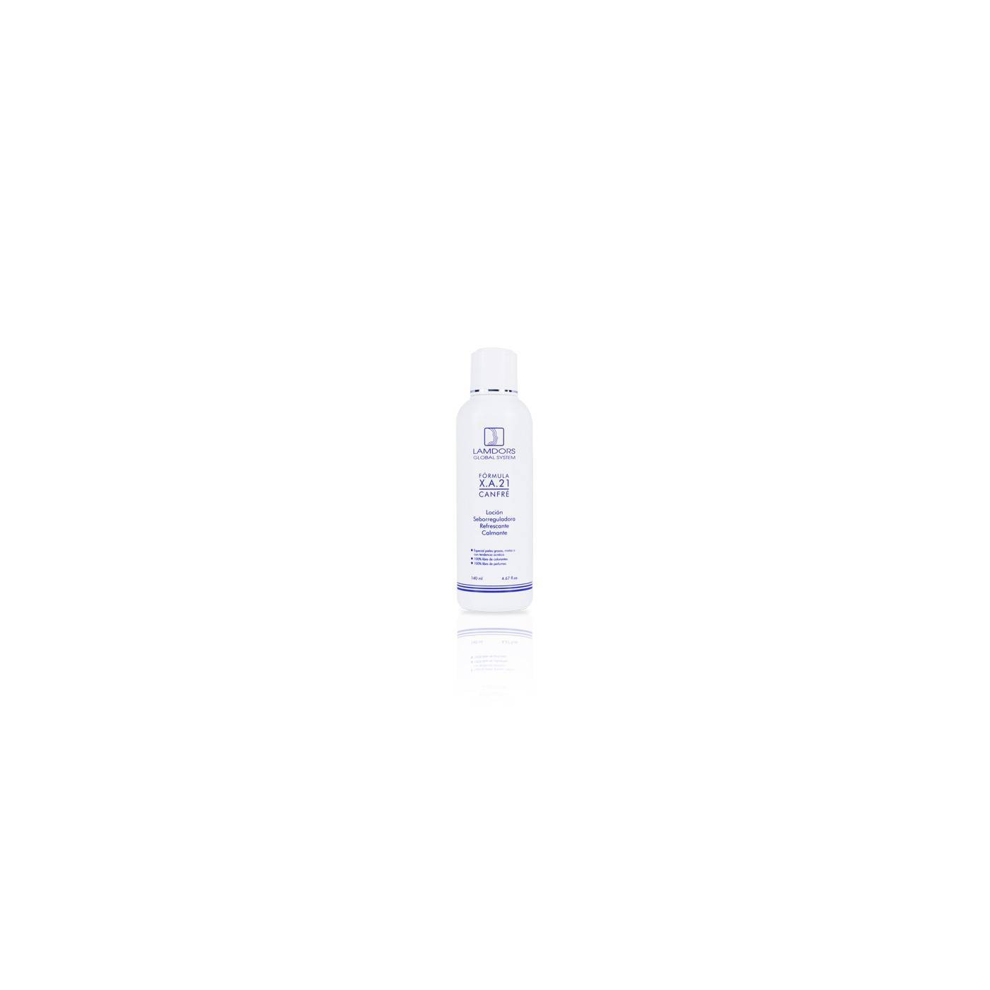 Sebum Regulator Soothing Lotion X.A.21 CANFRÉ 4.67 fl oz