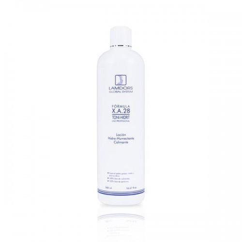 Loción Hidratante Calmante X.A.28 TONI-HIDRIT 500ml