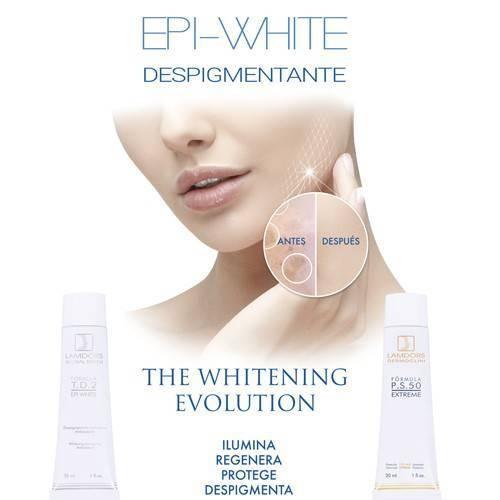 TALLER TRATAMIENTO DESPIGMENTANTE EPI-WHITE
