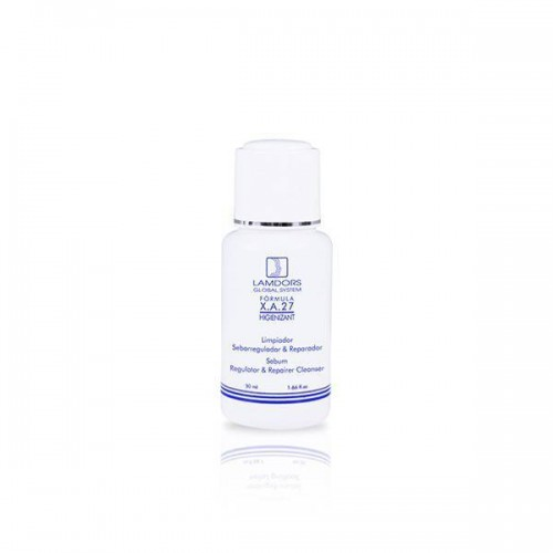 Sebum Regulator & Repairer Cleanser X.A.27 HIGIENIZANT 1.66 fl oz